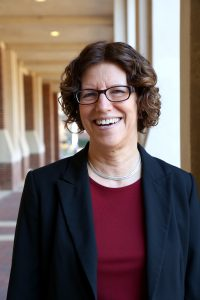 Leslie Parise. Professor and Chair of Biochemistry and Biophysics